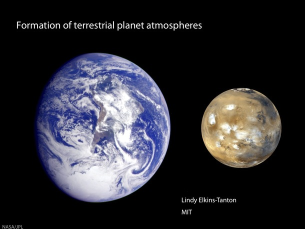 formation of terrestrial planets - photo #17